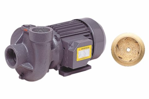 MCP-112/132 Volute Pumps for Irrigation