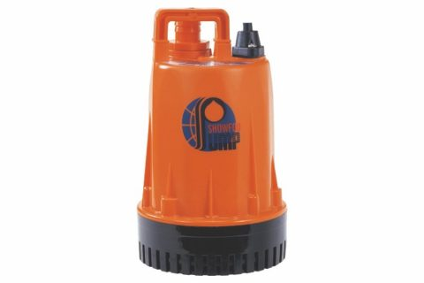 GF-100N (100W) Thermoplastic Submersible Utility Pump