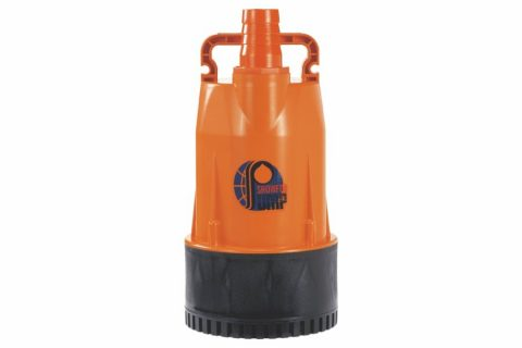 GF-370 (370W) Thermoplastic Submersible Utility Pump