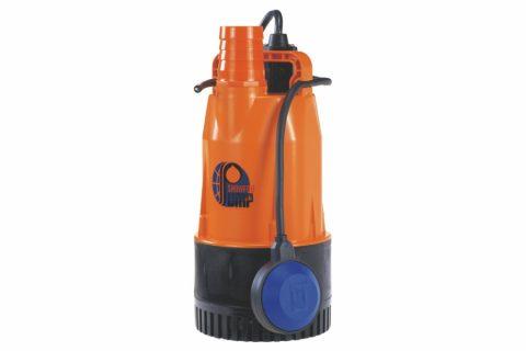 GFA-680 (680W) - Automatic Plastic Utility Pump