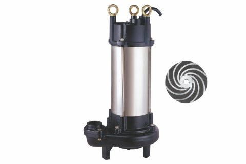 GP Type Submersible Sewage Grinder Pumps