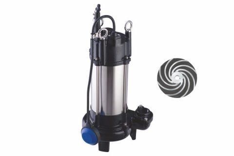 GPA Type Macerator Submersible Pump