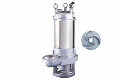 GPQ-732 submersible Stainless Steel Grinder Pump