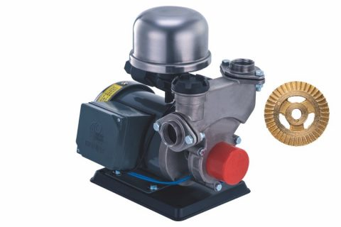 GQA Type Automatic Cast Stainless Peripheral Pump(SCS13)