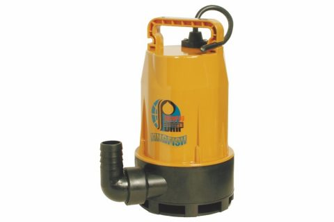 GV-200 (200W) Thermoplastic Utility Sump Pump