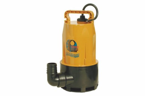 GV-370( 370W) Thermoplastic Utility Sump Pump