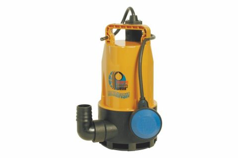 GVA-370 (370W) Thermoplastic Small Sump Pump with Float