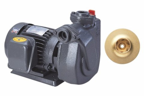 MCP-112AN/132AN Volute Pumps for Irrigation