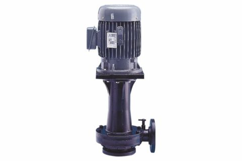 PEB Type Dry Free Vertical Sealless Chemical FRPP Pump