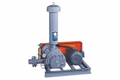 RLC type Complete Set Roots Blower for Pressure Use