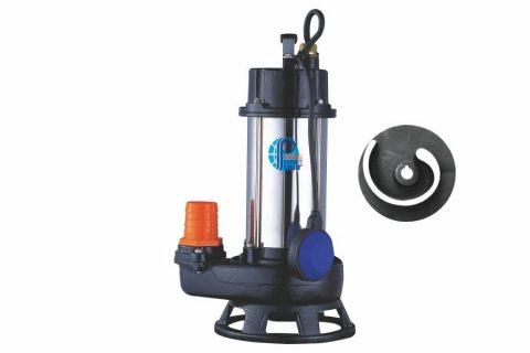 SSA Type Automatic Submersile Sewage Non-Clog Pump from Taiwan Pumps Manufacturer and Supplier