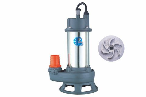 SSM Type Sewage Vortex Pump