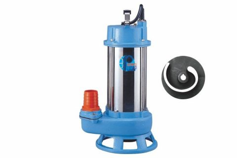 STA Type Automatic Non-Clog Pump