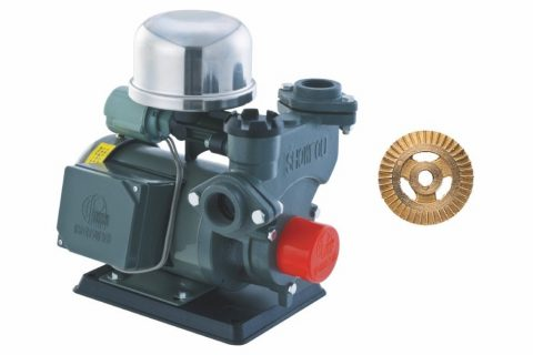 GMA-0220 ( 1/2HP and 1HP ) Automatic Peripheral Pump