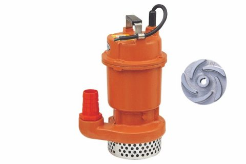 SC Series Cast Iron Submersible Sump Pump