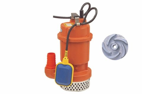 SCA Series Submersible Sump Pump with Float Switch