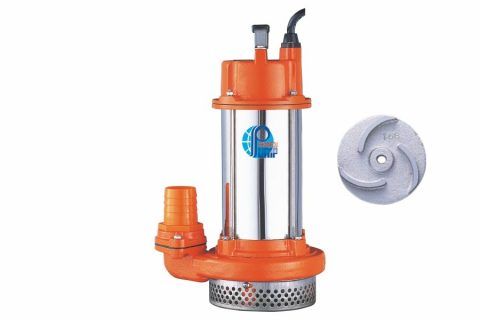 SF Type (1-3HP) Drainage Pump (Automatic)