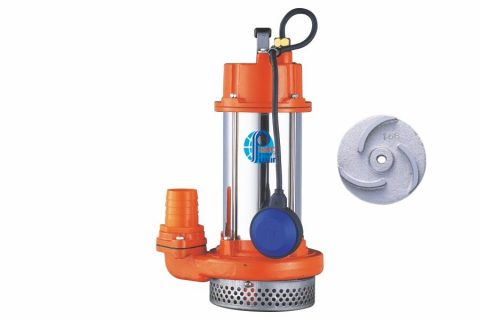 SFA Type (1 HP) Submersible Drainage Pump with Float Switch