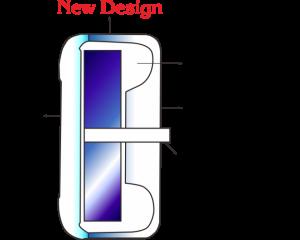 bs type ring blower new impeller design