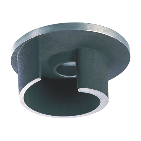 submersible sewage non-clog pump impeller