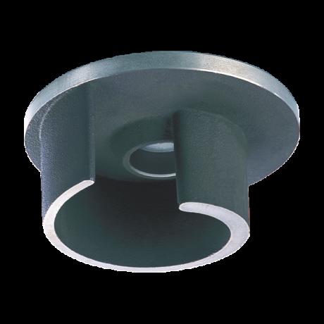 submersible sewage non-clog pump impeller