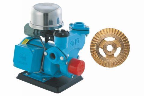 GMA-0220 (1/4HP) Peripheral Booster Pump, automatic peripheral pump